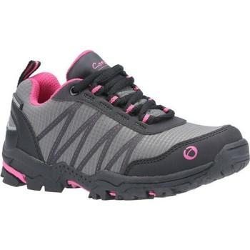 Sapatos Criança Multi-desportos Cotswold  Rosa/Cinza
