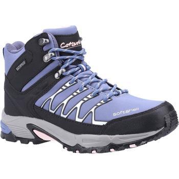 Sapatos Mulher Sapatos de caminhada Cotswold  Azul claro