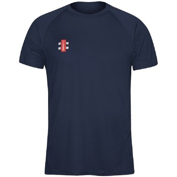 Textil Homem T-Shirt mangas curtas Gray-Nicolls GN005 Marinha