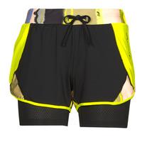 Textil Mulher Shorts / Bermudas Only Play ONPARI Amarelo / Preto