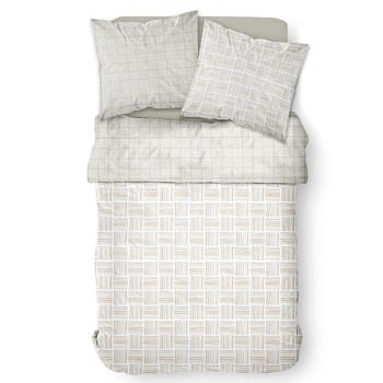Casa Conjunto de roupa de cama Today MAWIRA 2.7 Branco