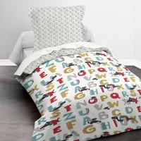 Casa Rapaz Conjunto de roupa de cama Today SWEETY 1.1 Branco