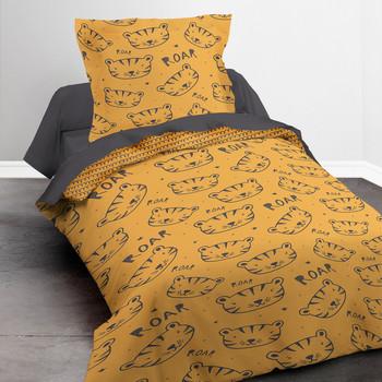 Casa Rapaz Conjunto de roupa de cama Today SWEETY 1.5 Laranja