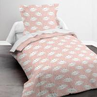 Casa Rapariga Conjunto de roupa de cama Today HAPPY 2.14 Rosa