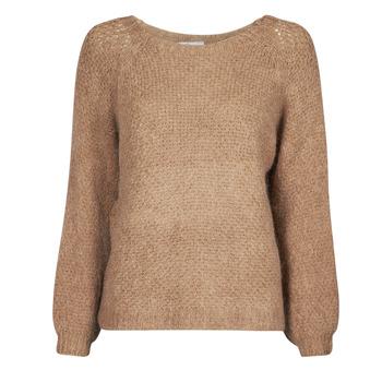 Textil Mulher camisolas Betty London PRETTY Castanho