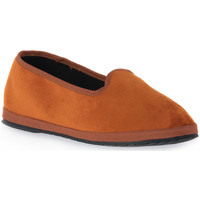 Sapatos Mulher Chinelos Grunland CAMEL MYSE Marrone