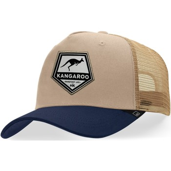 Acessórios Boné Hanukeii Kangaroo Castanho
