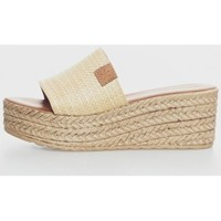 Sapatos Mulher Chinelos Kamome T625-RT Beige