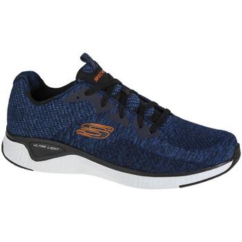 Sapatos Homem Sapatilhas Skechers Solar Fuse-Kryzik Bleu marine