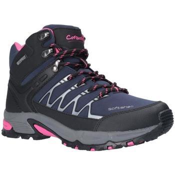 Sapatos Mulher Sapatos de caminhada Cotswold  Marinha