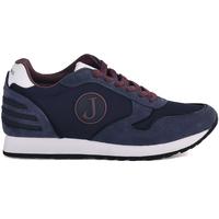 Sapatos Homem Sapatilhas Jeckerson JFAL024 Azul