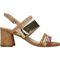 Sapatos Mulher Sandálias Carmens Padova 45069 Castanho