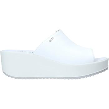 Sapatos Mulher Chinelos IgI&CO 7164011 Branco