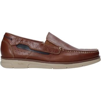 Sapatos Homem Mocassins Rogers 2870-ESC Castanho