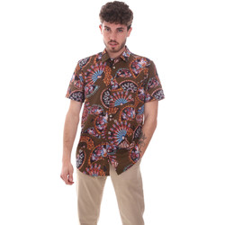 Textil Homem Camisas mangas curtas Sseinse CE665SS Verde
