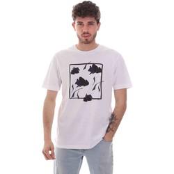 Textil Homem T-Shirt mangas curtas Sseinse TE1818SS Branco