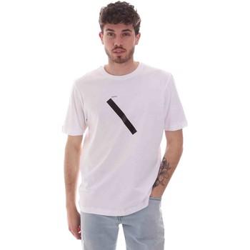 Textil Homem T-Shirt mangas curtas Sseinse TE1820SS Branco
