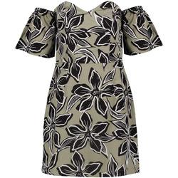 Textil Mulher Vestidos curtos Gaudi 111FD15017 Verde