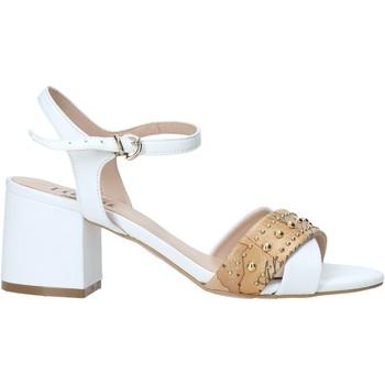 Sapatos Mulher Sandálias Alviero Martini E122 578A Branco