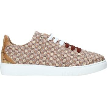 Sapatos Mulher Sapatilhas Alviero Martini P293 626A Castanho