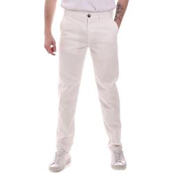 Textil Homem Chinos Sseinse PSE699SS Branco