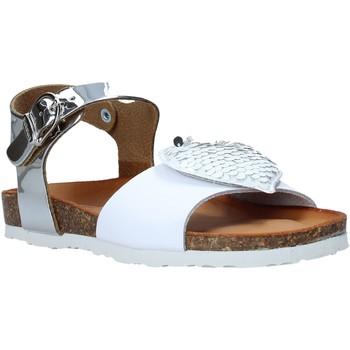 Sapatos Rapariga Sandálias Bionatura 22PUPAC Branco