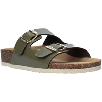 Sapatos Mulher Chinelos Bionatura 94THESISD-VERV18 Verde
