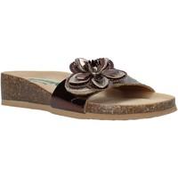 Sapatos Mulher Chinelos Bionatura 12AMB21-I-MITBA1 Castanho