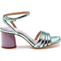 Sapatos Mulher Sandálias Apepazza S1WAVE04/MTL Verde