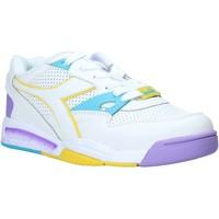 Sapatos Mulher Sapatilhas Diadora 501175534 Branco