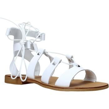 Sapatos Mulher Sandálias Keys K-4880 Branco