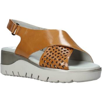 Sapatos Mulher Sandálias CallagHan 26508 Castanho