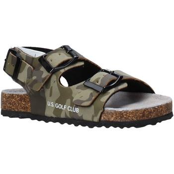 Sapatos Criança Sandálias U.s. Golf S21-S00UK861 Verde