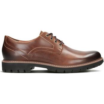 Sapatos Homem Sapatos Clarks 26127551 Castanho