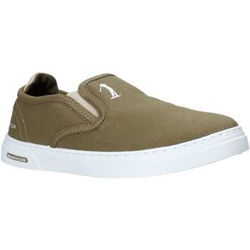 Sapatos Homem Slip on U.s. Golf S21-S00US302 Verde