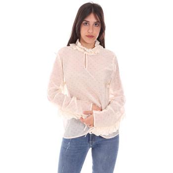 Textil Mulher Tops / Blusas Dixie C212P023 Branco
