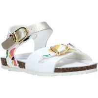 Sapatos Rapariga Sandálias Bionatura CHIARA Branco