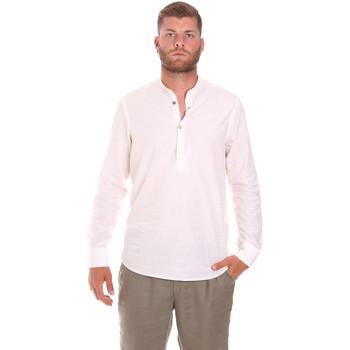 Textil Homem Camisas mangas comprida Sseinse CE611SS Branco