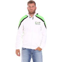 Textil Homem Sweats Ea7 Emporio Armani 3KPME7 PJ3MZ Branco