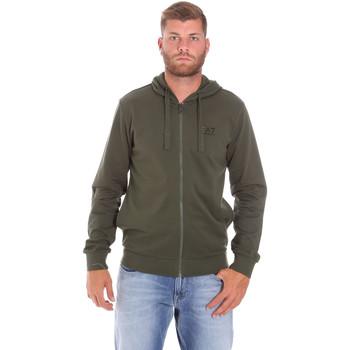 Textil Homem Sweats Ea7 Emporio Armani 8NPM03 PJ05Z Verde
