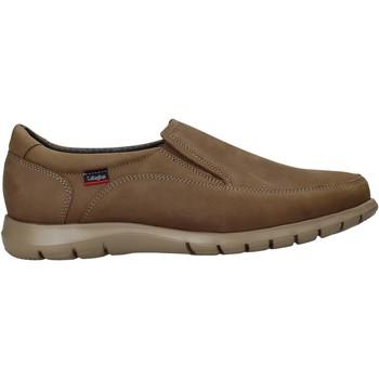 Sapatos Homem Slip on CallagHan 81311 Castanho