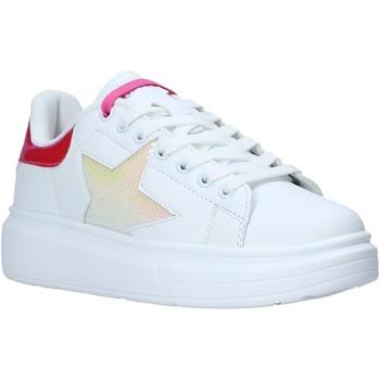 Sapatos Mulher Sapatilhas Shop Art SA050110 Branco