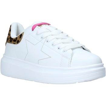 Sapatos Criança Sapatilhas Shop Art SA050307 Branco
