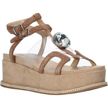 Sapatos Mulher Sandálias Apepazza S0CHER01/DIA Castanho
