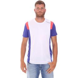 Textil Homem T-Shirt mangas curtas Diadora 102175719 Branco