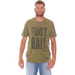 Textil Homem T-Shirt mangas curtas Diadora 102175854 Verde