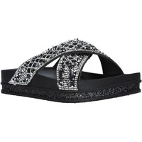 Sapatos Mulher Chinelos Keys K-4810 Preto