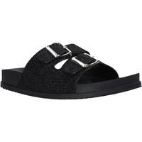 Sapatos Mulher Chinelos Keys K-4830 Preto