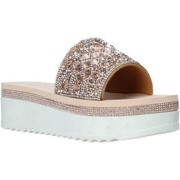 Sapatos Mulher Chinelos Keys K-4842 Rosa