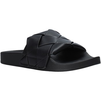 Sapatos Mulher chinelos Gold&gold A21 FL150 Preto